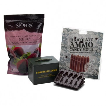 Dark Chocolate Candy Making Kit