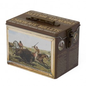 Chocolate Bullets-Vintage Collector Tin