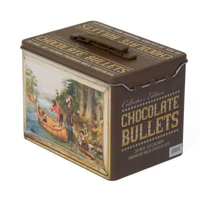 SOLD OUT - Chocolate Bullets-Vintage Collector Tin