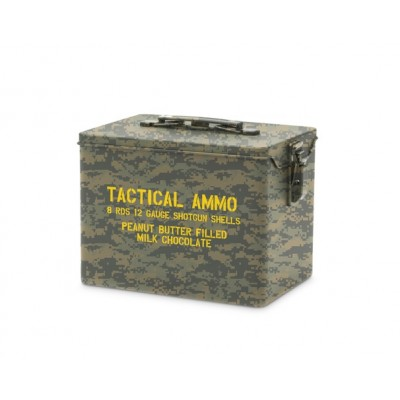 COMING THIS FALL! - Tactical Ammo - Peanut Butter Filled Shotgun Shells