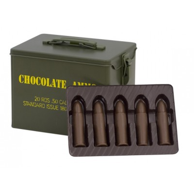 Miltary Chocolate Ammo