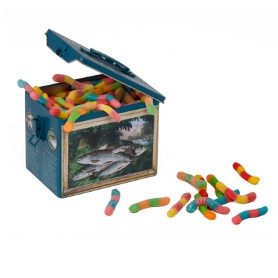Trout Fishing Tin