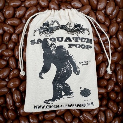 Chocolate Sasquatch Poop
