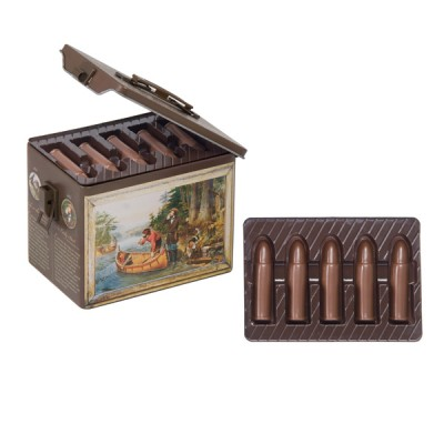 Vintage Chocolate Bullets
