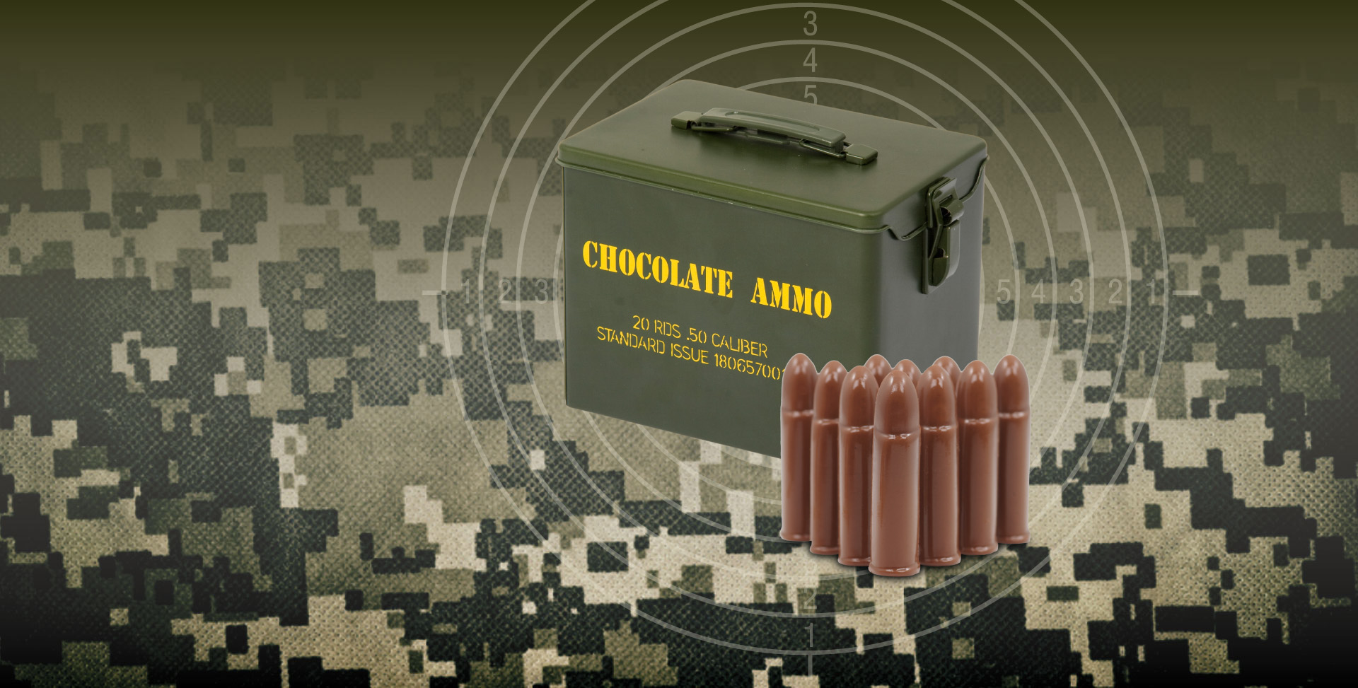 Chocolate Ammo
