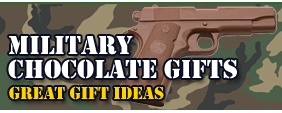Military Chocolate Gifts