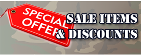 Sale & Discounted Items
